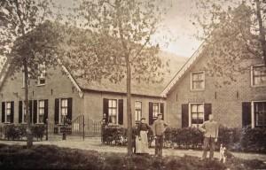 historische foto Helena Hoeve